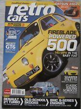 Retro Cars magazine October 2006