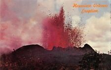 KAPOHO HI 1960 Kilauea Volcano Eruption on Big Island of Hawaii, 02-16-1960 GEM+