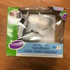 SUMMER HANDHELD COLOR VIDEO MONITOR (DAY AND NIGHT)L 350 FOOT RANGE