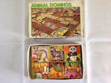 Vintage 1984 Animal Dominos / Discovery Toys #202