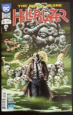 HELLBLAZER #18a (2018 DC UNIVERSE Comics) ~ VF/NM Book