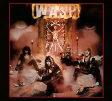 W.A.S.P. SELF TITLED REMASTERED 2 Extra Tracks DIGIPAK CD NEW