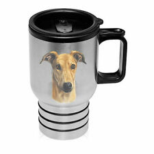Greyhound Stainless Steel 16oz Tumbler