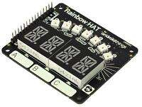 Pimoroni - PIM242 - Rainbow Hat For Raspberry Pi