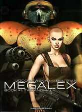 Megalex: The Anomaly by Alexandro Jodorowsky & Fred Beltran (TPB) WHOLESALE x 3