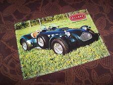 Carte postal officiel / Postcard ALLARD J2X 2004 //