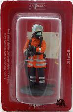 Figurine Collection soldat plomb Del Prado Pompier Tenue de Feu Allemagne 2000