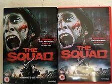 The SQUAD ~ 2012 COLOMBIEN Horreur Film GB DVD largeur housse