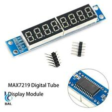 MAX7219 8-Digit 7 Segment Digital Matrix Tube Display Control Module For Arduino