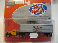1:87 Classic Metal Works  USA Chevrolet Truck Campbell 66 Trucking