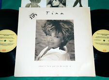 Tina Turner - What´s love got to do with it BRAZIL 2 LPs 1st Press 1993