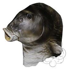 Latex Overhead Realistic Animal Aquatic Fish Fancy Props Carnival Party Mask