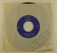 """rick & the rivals 7"""" upstate urbania  largo records 1967  nr mint SIGNED BY RICK"""