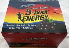5 Hour Energy Grape 12 Count Box 1.93 Oz Shots