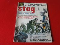 Vintage STAG a Magazine  for Men Adventure Pulp Risque December 1964          41
