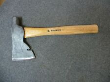 TRUPER Hatchet Camp Axe with Wood Handle 1 1/2 lb