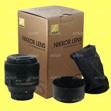 Genuine Nikon AF-S Nikkor 85mm f/1.8G Lens