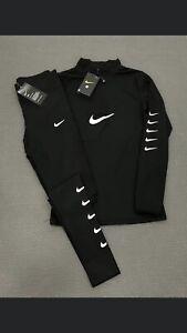 Women's Nike Running Top and Leggings S M L XL XXL