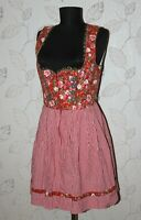 Kruger Madl womens Oktoberfest DREAM OF ROSES dress 40585 Size 38 Size GB 12