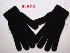 100% Pure Cashmere Wool Women Woman Full Fingers Signature Touch Glove Mitten