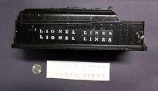Lionel Post-war #2466 Lionel Lines (Silver) Tender Waterslide Decal