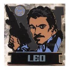 Disney Star Wars Lando Calrissian Zodiac Leo Mystery Limited Release Pin 96543