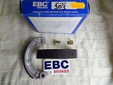 EBC mâchoires de frein pour plusieurs Piaggio PK 50 125 PX 125 150 200 NEUF