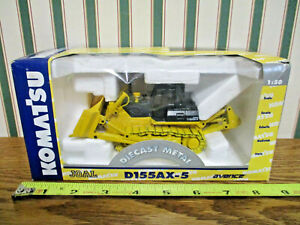 Komatsu D155AX-5 Dozer With Blade & Ripper By Joal 1/50th Scale