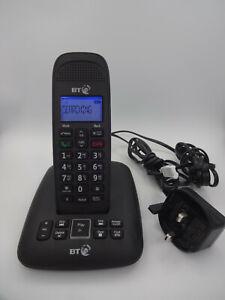 BT 3660 Digital Cordless Telephone with Answer Machine & Call Blocker-Single UB