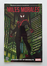 Miles Morales Spider-man Vol. 1 Straight out of Brooklyn by Ahmed Saladin