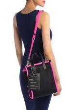 Marc Jacobs Retake Nylon N/S Small Top Zip Tote Bag / Messenger Bag Msrp 275 New
