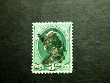 """UNITED STATES SCOTT #207 VERY FINE USED WITH """"BOOT"""" FANCY CANCEL (COLE BT-5)"""