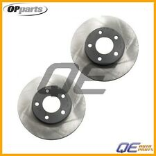 Ford Mustang 1994 1995 1996 1997-2004 Set of 2 OPparts Front Disc Brake Rotors