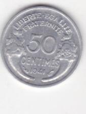 50 CENTIMES MORLON ALUMINIUM  1941