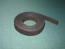 NEW VELCRO® BRAND ONE-WRAP® Strapping, Double-sided 3/4 inch x 12 ft, BLACK