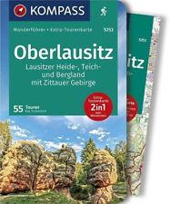 KOMPASS Wanderführer Oberlausitz, Lausitzer Heide-, ... | Buch | Wie neu