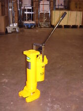 W&J 10ton Machinery Hydraulic Jack / Toe Jack  Revolving Type