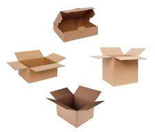 Shipping Box Packaging Folding Carton Versand-Paket Shipping Carton Braun
