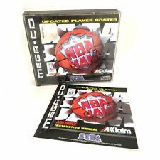 Sega Mega-Cd – NBA Jam - Sega - 352791992