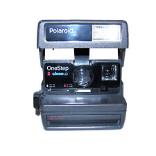 Vtg POLAROID OneStep Closeup 600 Instant Film Camera - From Private Collection