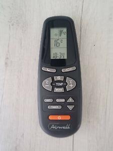 Télécommande Airwell pour climatiseur