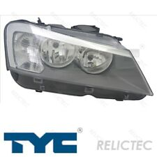 Right Headlight BMW:F25,X3 7217288 63127217288