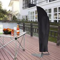 Schutzhülle Abdeckhaube für Sonnenschirm Abdeckhaube Abdeckung Sonnenschirmhülle