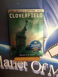 Cloverfield-Collector's edition- edizione metallica* 2 DVD*NUOVO