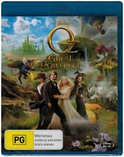 """Oz - The Great And Powerful"" Blu-ray - Region Free [A,B,C] NEW"