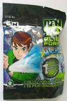 Ben 10 Alien Force Micro S 3D Figure Sachet Giochi Preziosi