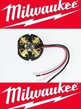 MILWAUKEE CARBON BRUSHES M18 2650-20 (B55C) 2602-20 (SER C15D) M18 2601-21 MW1