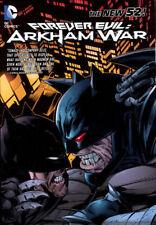 FOREVER EVIL: ARKHAM WAR TPB Bane vs Batman DC Comics Peter Tomasi TP