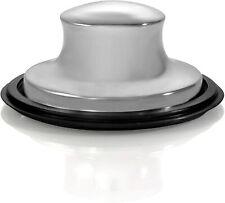 Garbage Disposal Plug & Sink Stopper - 2 Pack - Universal - BN, Chrome, ORB