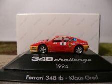 1/87 Herpa 036252 Ferrari 348 tb challenge 1994 #11 Klaus Greif